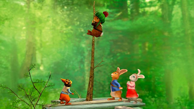 Peter Rabbit: The Tale of the Secret Treehouse
