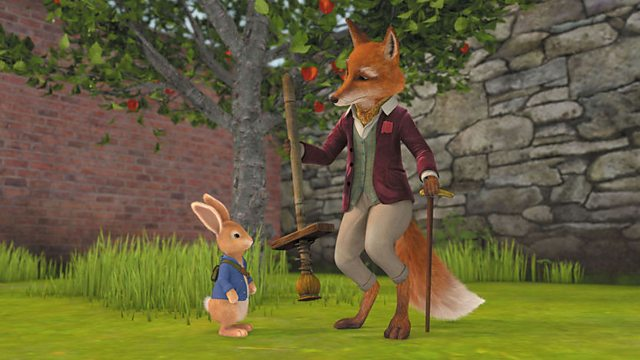 Peter Rabbit: The Tale of The Lying Fox