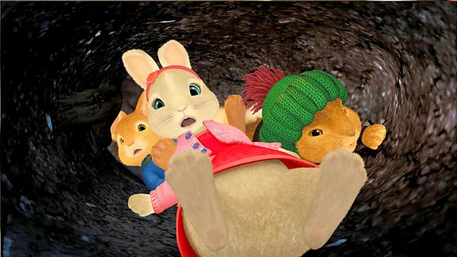 Peter Rabbit: The Tale of the Big Move