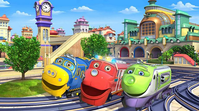 Chuggington: Series 4: Stop Koko Stop!