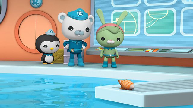 Octonauts: Series 3: Cone Snails