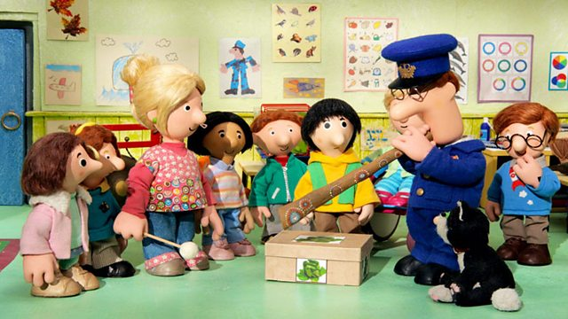 Postman Pat: Special Delivery Service: Series 2: Postman Pat and the Didgeridoo