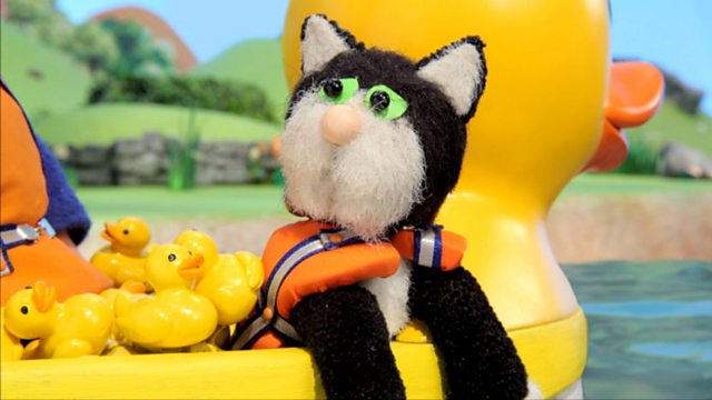 Postman Pat: Special Delivery Service: Series 2: Postman Pat and the Rubber Duck Race