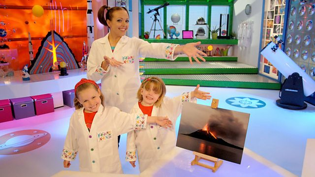 Nina and the Neurons: Earth Explorers: Volcanoes