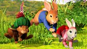 Peter Rabbit: 23. The Tale of the Hazelnut Raid