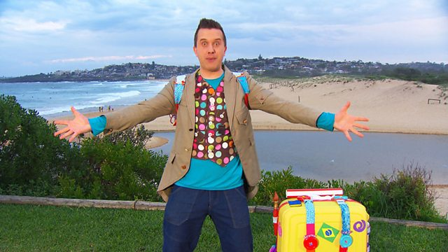 Mister Maker Around the World: Episode 7