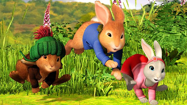 Peter Rabbit: The Tale of Cotton-tail's New Friend