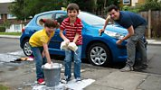 Topsy and Tim: 8. Car Wash