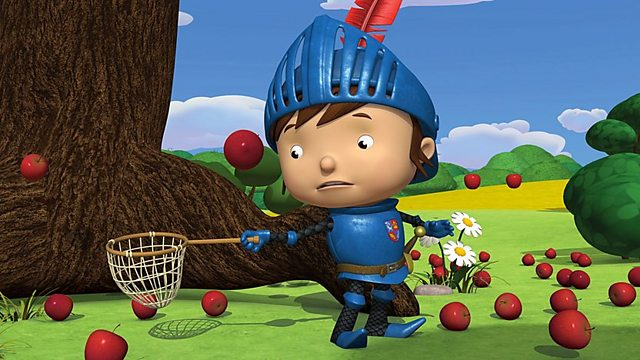 Mike the Knight: Series 2: Mike the Knight and the Knightly Net