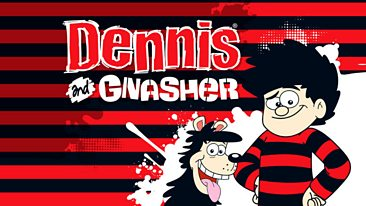 Dennis the Menace and Gnasher: 50. Triathlon Trouble