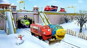 Chuggington: 15. Winter Whiteout
