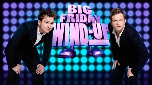 Sam & Mark's Big Friday Wind Up: Series 3: Episode 1