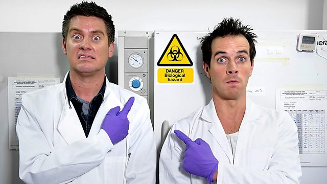Absolute Genius with Dick and Dom: Series 2: Episode 2