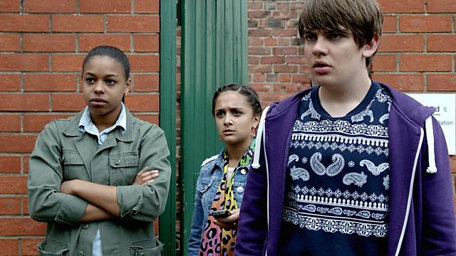 The Dumping Ground: Series 2: Finding Frank