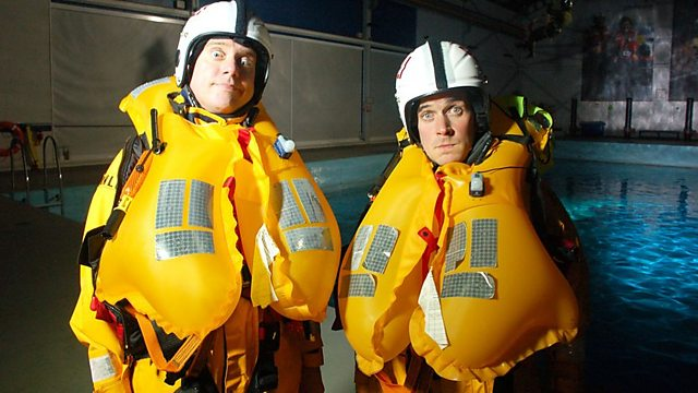 Absolute Genius with Dick and Dom: Series 2: Episode 3