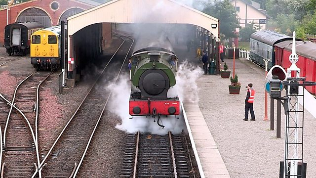 Mr Bloom: Here and There: Steam Railway & Museum