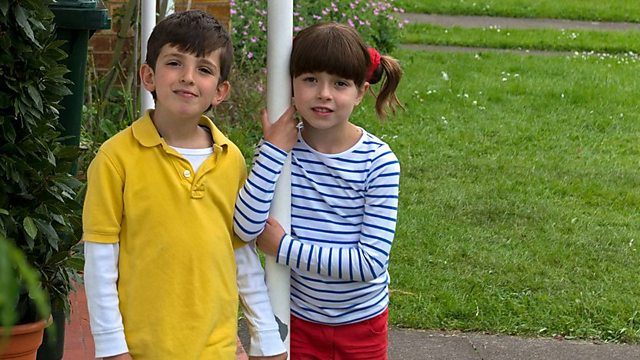 Topsy and Tim: House Buyers