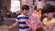 Topsy and Tim: 23. Wrapping Paper