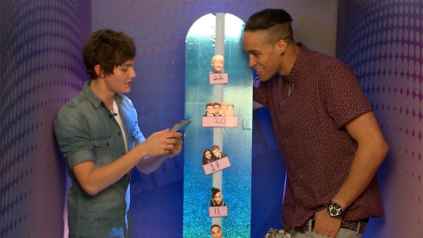 Tyger and Ashley Banjo