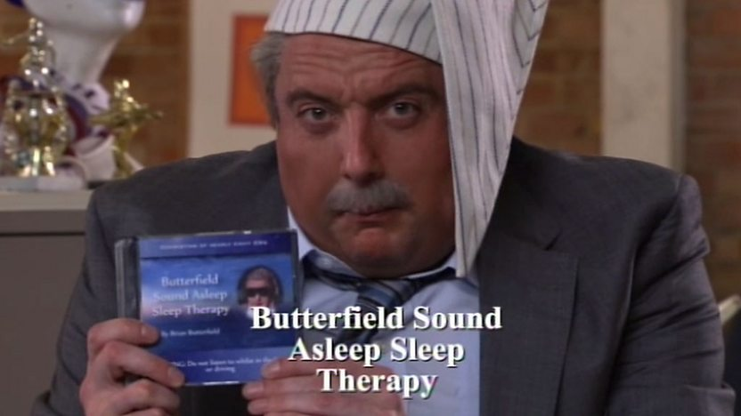 Butterfield Sound Asleep Sleep Therapy