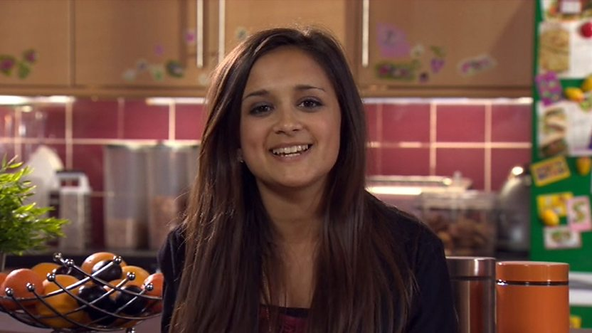 Carmen from The Dumping Ground
