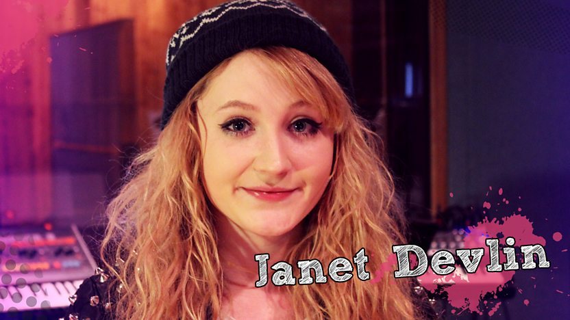 Janet Devlin.