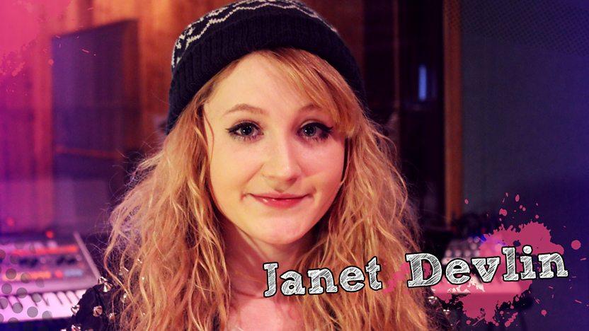 Janet Devlin.