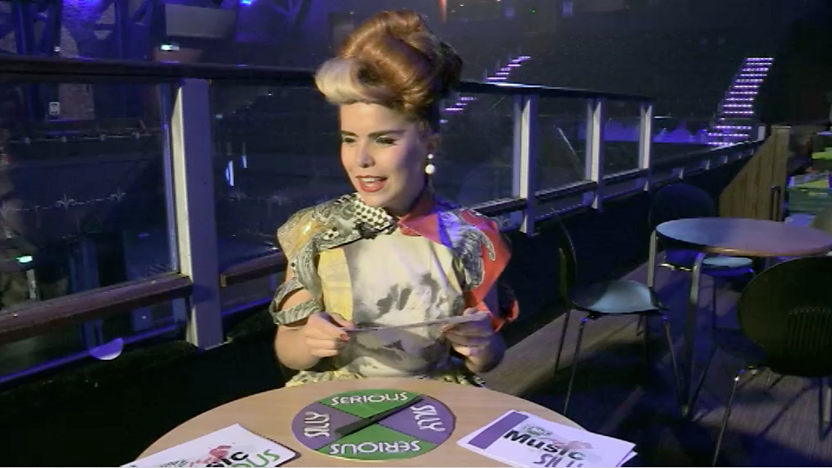 Paloma Faith.