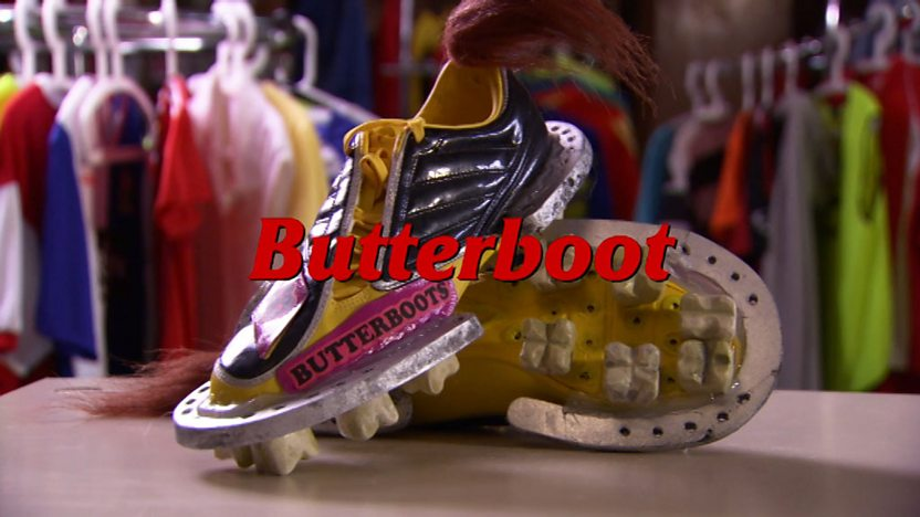 The Butterboot