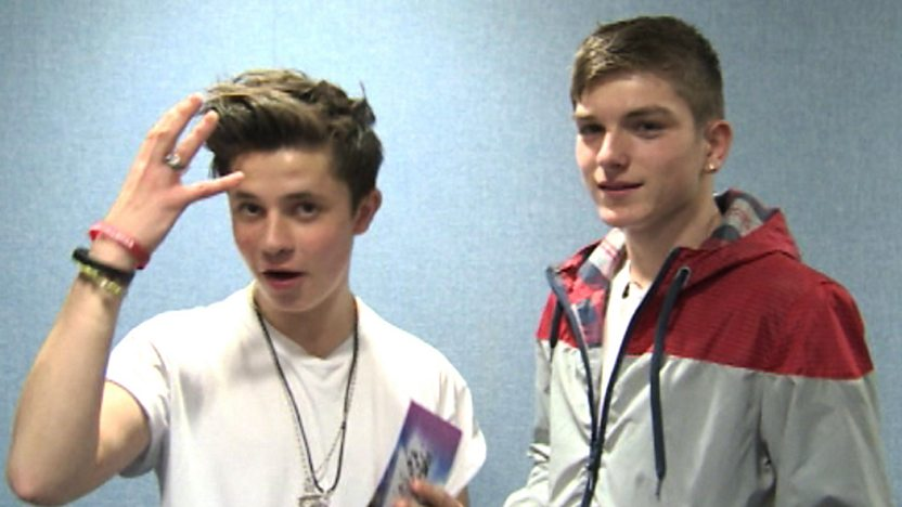 Cel Spellman and Richard Whisker