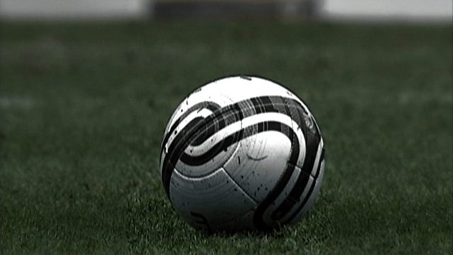 Scottish Football League: SFL Play-off - Alloa v Dunfermline