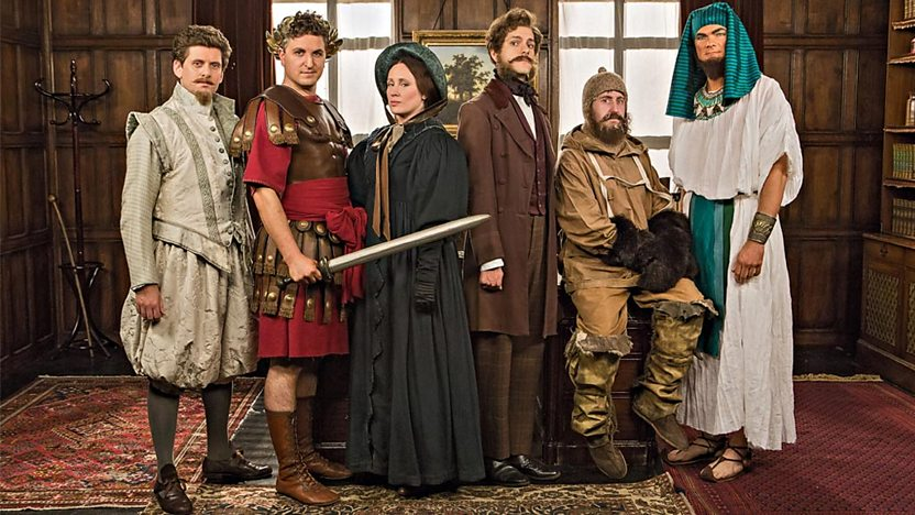 Horrible Histories Cast