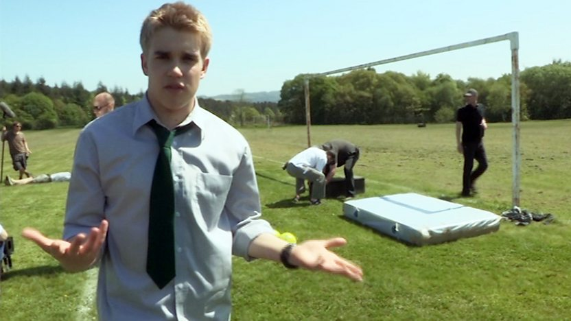 Bobby Lockwood, Rhydian from Wolfblood.