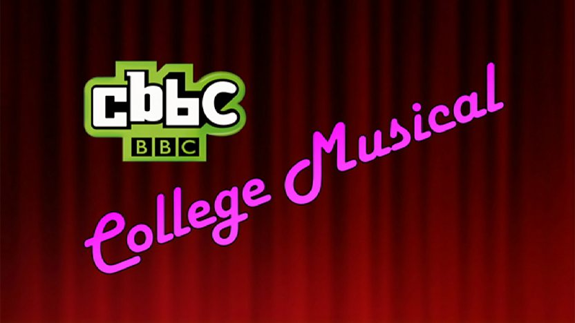 CBBC College Musical Title