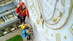 Climbing Great Buildings: Burghley House