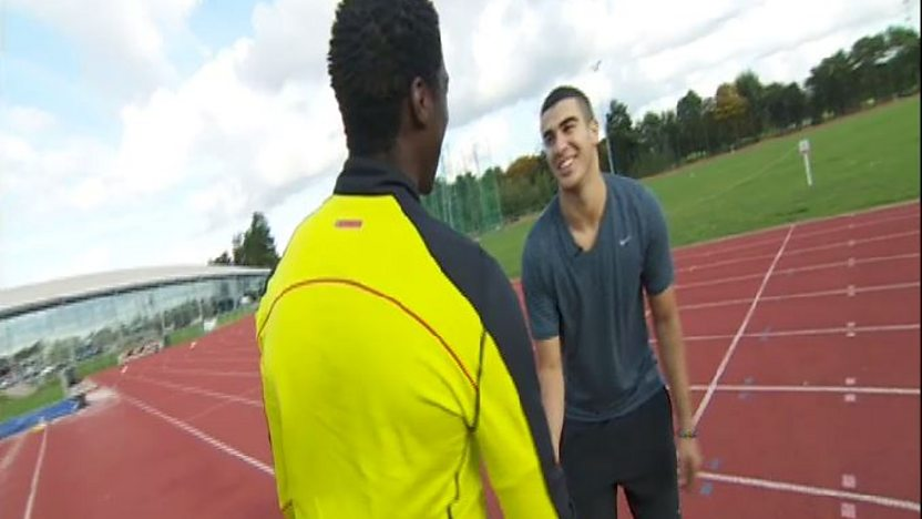 Get Inspired - Adam Gemili