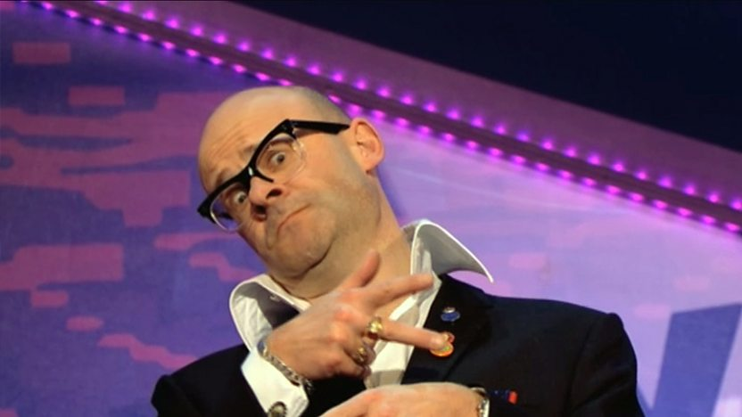 Harry Hill.
