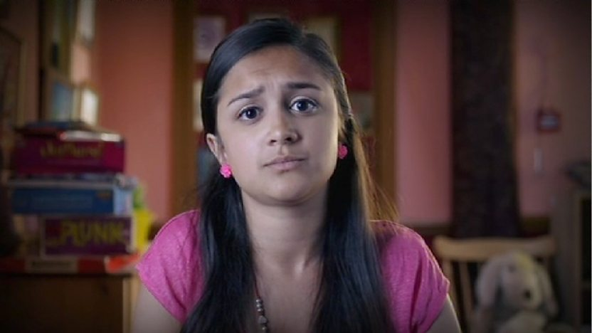 Carmen from The Dumping Ground.