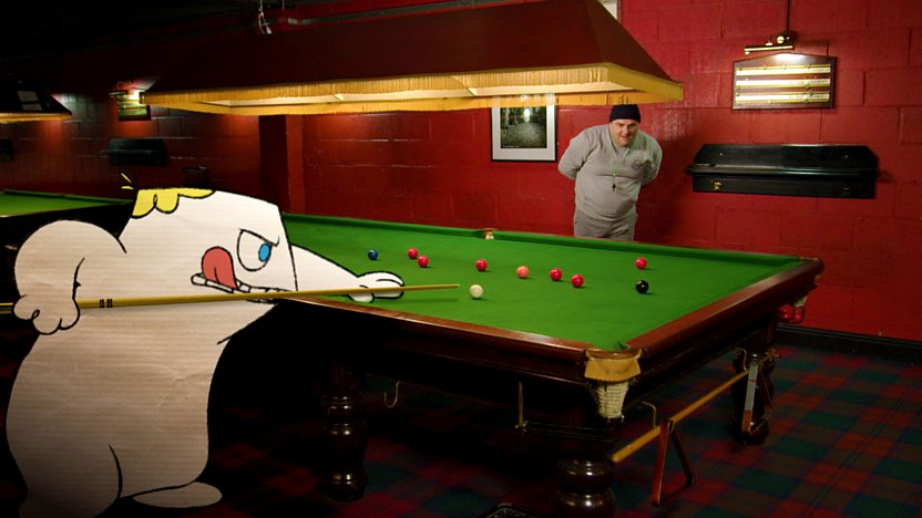 5. Snookered