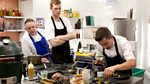 Great British Menu: Series 9: Northern Ireland Judging