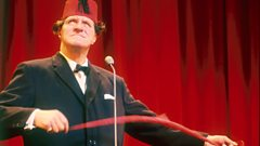 Radio Wales Arts Show: A Tribute to Tommy Cooper