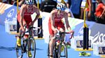 Commonwealth Games: Glasgow 2014: Day 1: Men's Triathlon