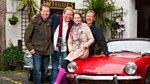 Celebrity Antiques Road Trip: Series 4: Lesley Joseph and Christopher Biggins