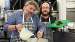 Hairy Bikers' Meals on Wheels: Back on the Road: Episode 1