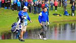 Golf: Ryder Cup: 2014: Day 3