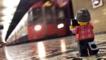 En imágenes: las aventuras de un fotógrafo en miniatura de Lego