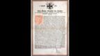 Afiche de movilización de las tropas alemanas