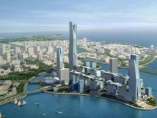 Suudi Arabistan mega kenti 2035'te bitirmek istiyor