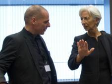 Yunanistan Maliye Bakanı Varoufakis: 1,6 milyar euroyu IMF'ye ödemeyeceğiz