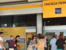 Yunan emekliler: Sonunda drahmiye geri dönmek zorunda kalacağız